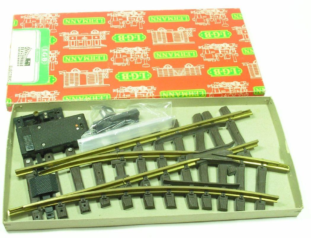 600 mm LGB Neuware 10600-1x Gerades Gleis